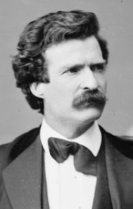 visharada numerology mark twain
