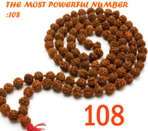 visharada numerology 108 beads