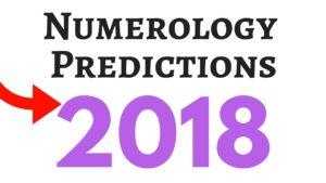 numerology prediction 2018 visharada numerology
